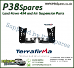 Land Rover Defender 110 Terrafirma Rear Bumper Corners