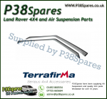 Land Rover Defender Terrafirma Front Wind Deflectors (Set of 2) 84-Onwards