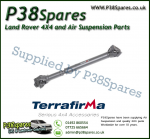 Land Rover Discovery 1 200Tdi Terrafirma Front Wide Angle Propshaft 90-94