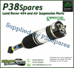 Arnott Land Rover Discovery 4 Re-manufactured Front Air Bag Suspension Spring/Strut (Fits Left or Right) 2010-2014