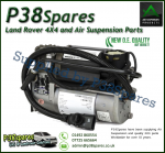 Arnott/Wabco Volkswagen Phaeton EAS Air Suspension Compressor Pump 2002-2006