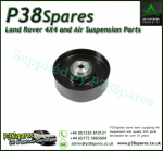 Range Rover P38 Drive Belt Idler Pulley 70 mm - Timing Tensioner - V8 Petrol With Air Conditioning 1999-2002