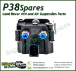 BMW 5 Series Wagon (E61 Chassis) Air Suspension Compressor Valve Block 2003-2010