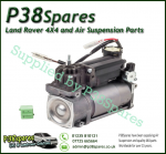 BMW X5 (E53 Chassis) 2-Corner New Wabco  Air Suspensioin Compressor Pump with Relay 1999-2006