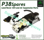 Range Rover P38 MKII Front Left Door Lock Latch Actuator (Right Hand Drive) 1995-1999