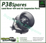 Range Rover P38 95-02 Heater Air Conditioning Blower Motor - Left Hand Drive Vehicles