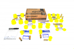 Yellow Suspension Polybush Bush Kit - Range Rover Mk2 P38A   4.0 4.6 V8 & 2.5 Td Models 1994-2002